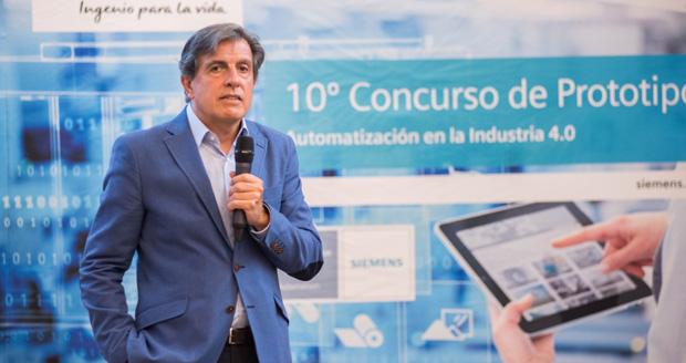 Industria 4.0 Pascual Dedios-pleite Siemens