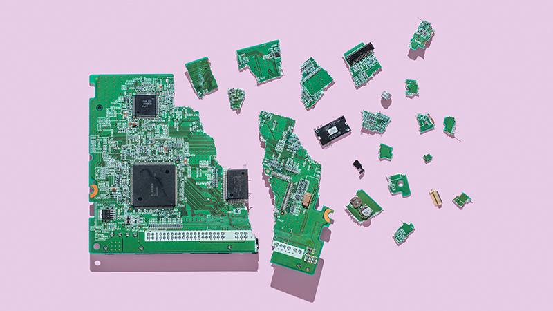semiconductores automoción