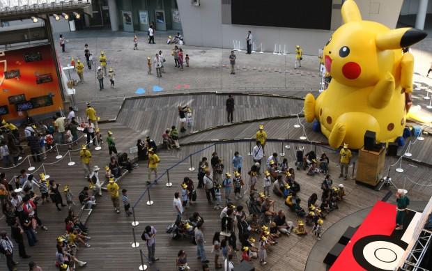 Geolocalización Pokemon Go Digitalización