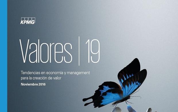 Valores 19- Revista de tendencias y estrategia de KPMG