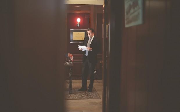 Rajoy, entrevista, KPMG, educación, energía, pensiones, paro