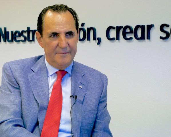 Presidente Grupo Norte Jose Rolando Alvarez