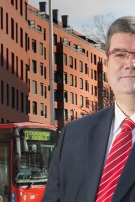 Bilbao 27-12-2016 Juan Mari Aburto, alcalde de Bilbao ©MITXI